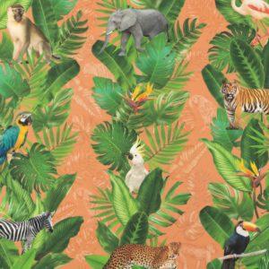 Botanic – Animali – 140 Cm – 235 Gr/m2