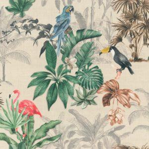 Botanic – Exotic – 140 Cm – 235 Gr/m2